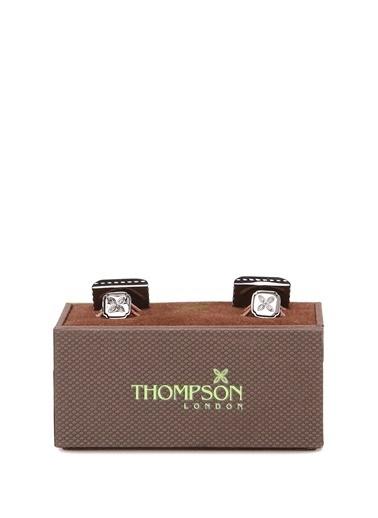 Thompson Kol Düğmesi Oranj